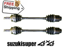 Left + Right Side CV Joint Drive Shaft Subaru Forester SF MY 97 98 99 00 01 02