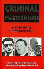 Anne Williams, Vivian Head, Sebastian C. Prooth Criminal Masterminds Very Good B