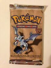 NEW! Pokemon 1999 Fossil Card Set Booster Pack - SEALED - MINT - ULTRA RARE!
