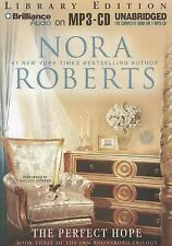The Inn BoonsBoro Trilogy: The Perfect Hope 3 by Nora Roberts (2012, MP3 CD,...