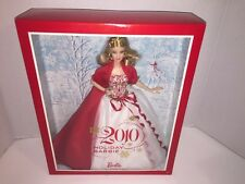2010 Holiday Blonde Barbie Doll Collector Edition  - NRFB!