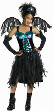 Aqua Fairy Teen Gothic Costume Size Large 10-12