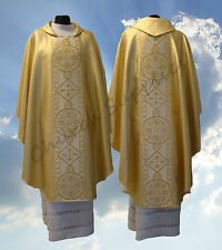 Chasuble Vestment Kasel Messgewand Casula 214-G it