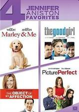 Marley & Me/Good Girl/Object of My Affection/Picture Perfect DVD Jennifer Anisto