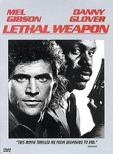 Danny Glover, Mel Gibson Gary Busey in Lethal Weapon DVD 1997 Richard Donner