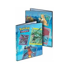 ULTRA PRO DRAGON POKEMON A4 9-POCKET PORTFOLIO / FOLDER / ALBUM - HOLD 180 CARDS