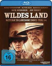 Wildes Land (Return to Lonesome Dove) 2 Blu-ray Disc Set NEU + OVP!