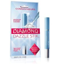 Connoisseurs Diamond Dazzle Stik Jewelry Cleaner precious gold platinum rings