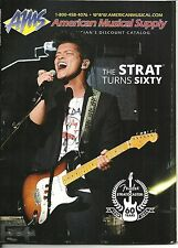 AMS American Musical Supply Spring 2014 Bruno Mars Perfect Fan's & Collector's !