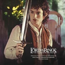 The Lord of the Rings: The Fellowship of the Ring, , Very Good Soundtrack, Limit