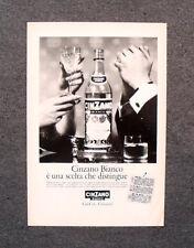 [GCG] M782 - Advertising Pubblicità - 1964 - CINZANO BIANCO,SCELTA CHE DISTINGUE