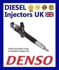 New Original Denso Injector 095000-6010 Toyota 2KD-FTV 23670-39125 23670-30090