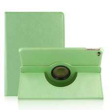 360 Rotating Folio Leather Case Smart Cover Stand for Apple iPad Air / iPad 5 US
