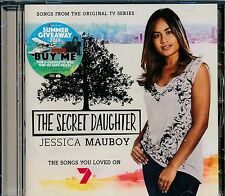 Jessica Mauboy The Secret Daughter D NEW Songs from the TV series