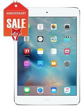 Apple iPad mini 2 64GB, Wi-Fi + 4G Cellular (Unlocked), 7.9in - Silver (R-D)
