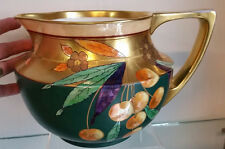 GORGEOUS PICKARD JPL CHERRIES HAND PAINTED PITCHER C-1905 to1910