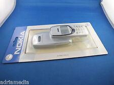 ORIGINALE Nokia 3310 3330 skr-81 Himalaya White Bianca Cover Guscio superiore cover posteriore