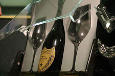 DOM PERIGNON CHAMPAGNE FLIGHT / TRAVEL DISPLAY CASE  EXCLUSIVE VIP ULTRA RARE