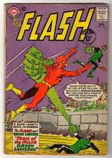 DC Comics VGF 5.0 FLASH  #143  JLA  batman 1964