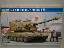 HobbyBoss 1/35 GCT 155mm AU-F1 SPH Based on T-72