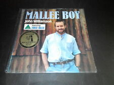 JOHN WILLIAMSON - MALLEE BOY LP RECORD (WINNER OF ARIA 1987)