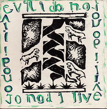 "evil i do not 5x7"" box set waxx slush puppies mac from superchunk in 2 bands"