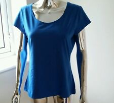 Used Ladies Top By Papaya At Matalan In Blue Size 18