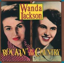 Wanda Jackson - Rockin' in the Country / RHINO CD 1990