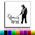 Weapon Of Choice Dog Banksy Single Canvas Wall Art Picture Print QUALITY ART
