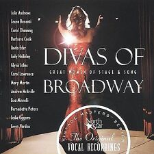 Divas of Broadway 2003 by Divas of Broadway - Disc Only No Case