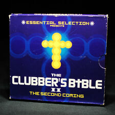 The Clubber's Bible 2 - The Second Coming - music cd album X 2