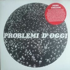 M. Zalla (Piero Umiliani) ‎– Problemi D'Oggi LP Black Sweat Records I Marc