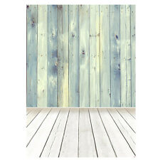 Background stand wooden floor wall photo props Photography background cloth ED