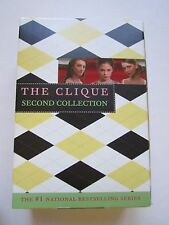 The Clique Collection by Lisi Harrison Second Collection ~ Boxed Set ~ Like New