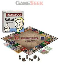 MONOPOLY FALLOUT COLLECTORS EDITION - GAMES/PUZZLES BOARD GAMES BRAND NEW