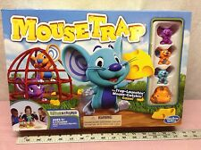 Elefun and Friends Mouse Trap Game Kids Family Fun 2-3 Players Hasbro Toy