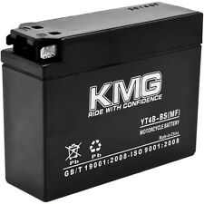 YT4B-BS Sealed Maintenance-Free Battery 12V SMF For Yamaha TTR50E 2006-2007