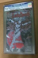 Lady Death Warrior Temptress #1 Red Foil CGC9.8 Highest Graded