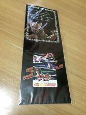Ltd Edt Tekken 7 Banapass Card - Bandai - Namco - Tekken7