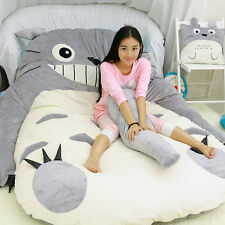 Hot New Cute Huge Giant Totoro Bed Carpet Tatami Mattress Sofa Filled Great gift