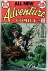 Adventure Comics #427-1973 fn+ Captain Fear Vigilante Mike Sekowsky