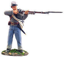 Britain 31043 Confederate Infantry Standing Firing No.2 New Retired & Sold Out