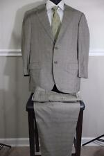 OXXFORD CLOTHES FOR Neiman Marcus GIBBON 3BTNS SUIT SIZE 40R/W34