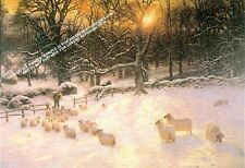 Shortening Winters Day by Joseph Farquarson Artwork by Selby Prints