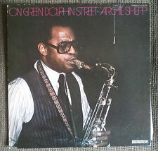 Archie Shepp ‎– On Green Dolphin Street  LP (Denon, 1991) *rare OOP YX-7524-ND