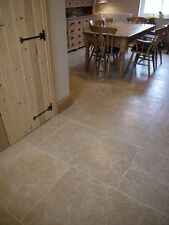 DIJON LIMESTONE TILES TUMBLED from £24.00+vat Lowest price on Ebay 1st Quality