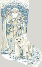 """Cross Stitch Pattern Chart """"Christmas stocking 45"""""""