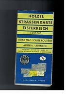 Hölzel Strassenkarte Österreich