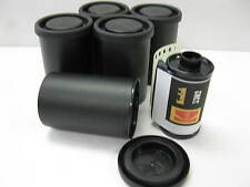 5 Rolls Kodak 5302 35mm Fine Grain Black & White Release Positive Neg Film 36exp