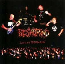 Fleshgrind - Live in Germany CD 2002 vicious death metal United Gutteral